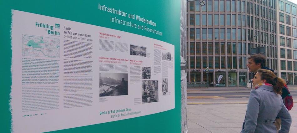 Mai'45 – Frühling in Berlin